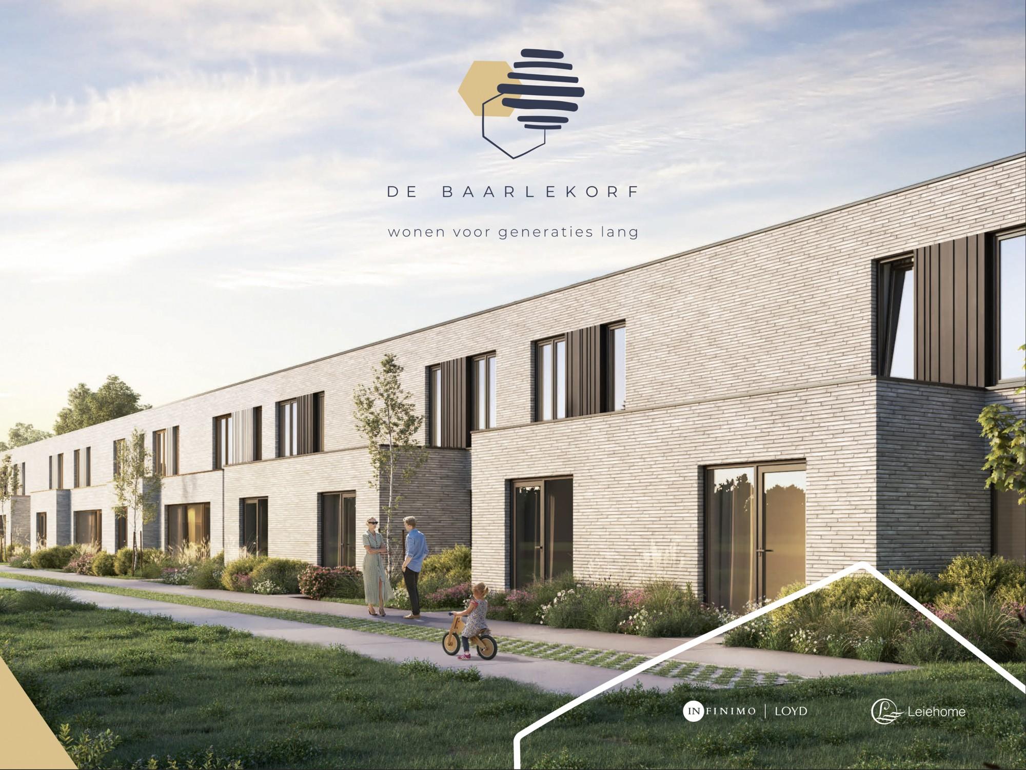 De Baarlekorf: duurzaam wonen op een toplocatie!